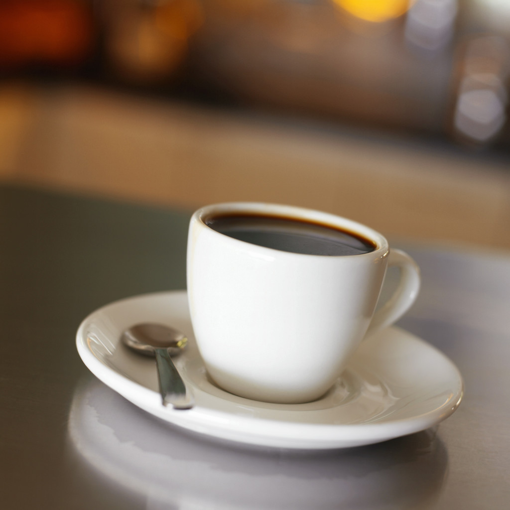 Cup of Coffee --- Image by © Royalty-Free/Corbis